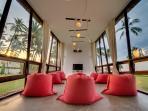 Villa Sapi - Entertainment room