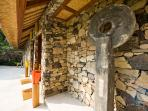 Villa Sepoi Sepoi - Garden room exterior