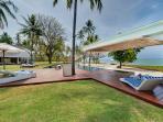 Villa Sapi - Pool deck