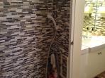 bath/shower room. (shared)