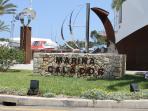 Entrance to Cala D'Or Marina