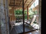 Back bedroom deck