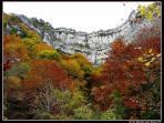 Balcon de Pilatos.Parque natural de Urbasa-Andia al oeste de la zona media de Navarra