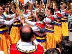 Fiestas patronales del pueblo de Angiano en La Rioja