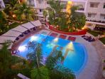 Tropical luxury penthouse
