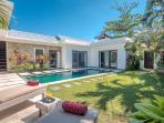 Beautiful pool in Villa LA