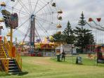 Carnival time in December and January - held at Batehaven