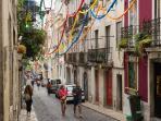 Street of Bairro Alto