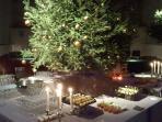 Noël à la Racaudière
