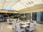 Conservatory Dining and Bar