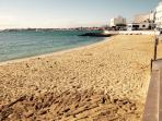playa chica sita in corralejo