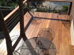 Fabulous outdoor entertaining deck