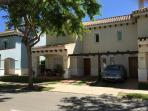 Front golf view villa with private parking
