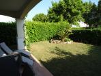 Spacious south facing garden - Lot of privacy