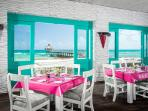The best beach restaurant on earth!
