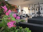 Private Gym area (Not shared with others)