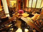 big living veranda villa ground floor