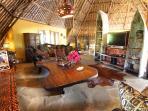 upstairs villa lounge