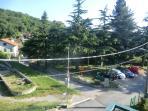 Playground and Parking  // Parco Giochi e Posteggio