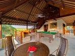 Villa Asmara - Billiards & poker