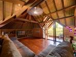 Villa Asmara - Media room