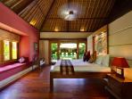Villa Asmara - Master suite 2 interior