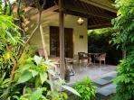 Villa Belong Dua - Master bedroom veranda