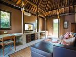 Villa Belong Dua - Media room