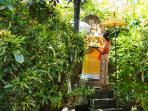 Villa Belong Dua - Hindu religious offering