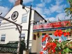The Wheel at Welton stock and serve a range of Real Ales along with good home made traditional food.