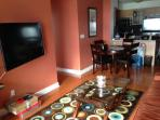 Fully Furnished- 2 Bedrooms - 2 bathrooms