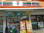 7/Eleven within hotel
