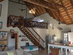 Spacious Open Plan Holiday House. Sleeps up to 10 guests. Aircon in two of the 3 Bedrooms.