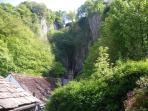 The Devil's Arse Peak Cavern