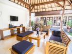 Living Room (Second Villa)