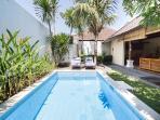 The Pool (Third Villa)