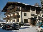 Haus Gassner in winter