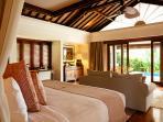 Villa Semarapura - Master bedroom