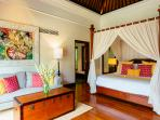 Villa Semarapura - Bedroom two