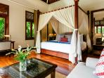 Villa Semarapura - Bedroom one