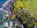 Villa Semarapura - Aerial - High aerial of the neighborhood