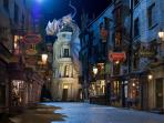 Diagon Alley at Wizarding World of Harry Potter, Universal Studios