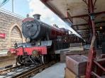 Hogwarts Express at Wizarding World of Harry Potter, Universal Studios