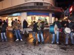 TIPYCAL MUSIC IN  THE  STREET KNEZ MIHAJLOVA