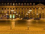The very chic Place Vendôme at 200m (600ft)