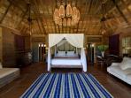 Ombak Laut - Joglo bedroom
