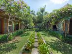 Villa Shambala - Yoga garden