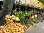 Fresh Fruits Stalls near By