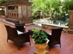 OS Garden - Maison de Charme - Casa vacanze nel centro di Salerno con parcheggio e giardino privato
