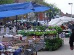 Local Attractions - Bridport stret market
